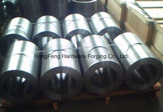 Customized Forged Parts for Pressure Vessel pictures & photos