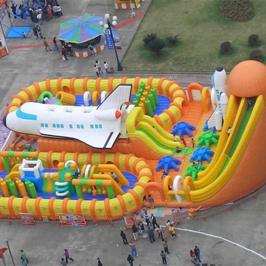 Inflatable Large Inflatable Sport Games (FC-025)