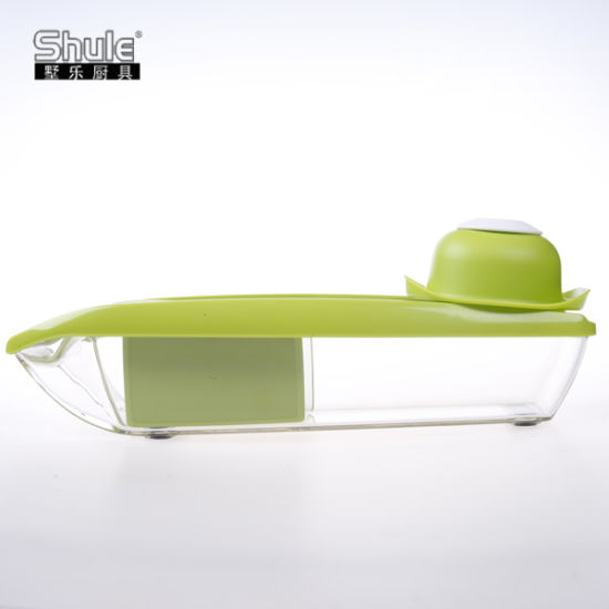 China Food Grade Plastic Mandolin Kitchenware China Vegetable
