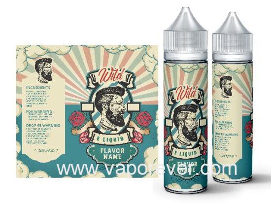 China Vanilla Flavor Eliquid, Ejuice, E-Cigarette Juice, Liquid