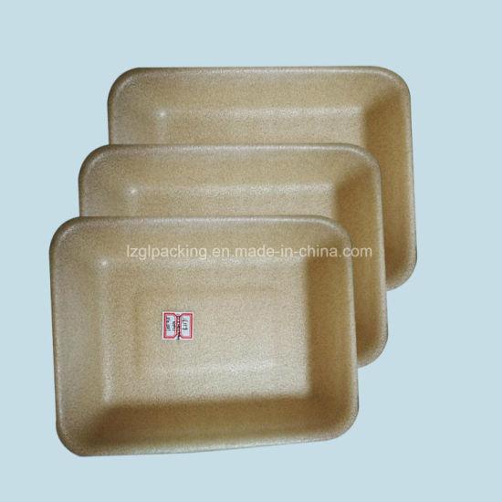 Biodegradable Polylactide Food Foam Trays