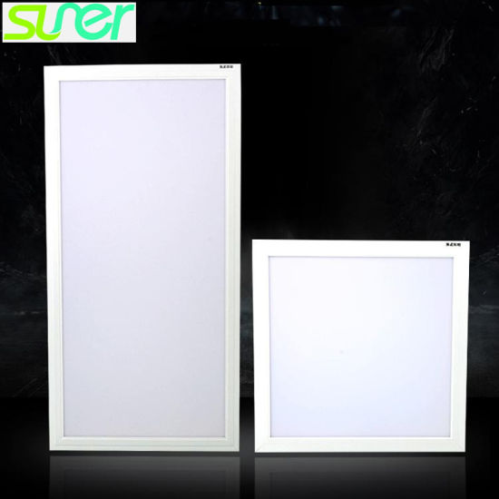 Slim Back-Lit LED Panel Light 600X300mm 20W 1800lm 90lm/W Recessed Ceiling Lamp 3000K Warm White pictures & photos