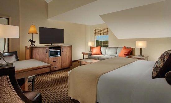 Hotel Furniture 6 Piece King Bedroom Set Furniture for Sale