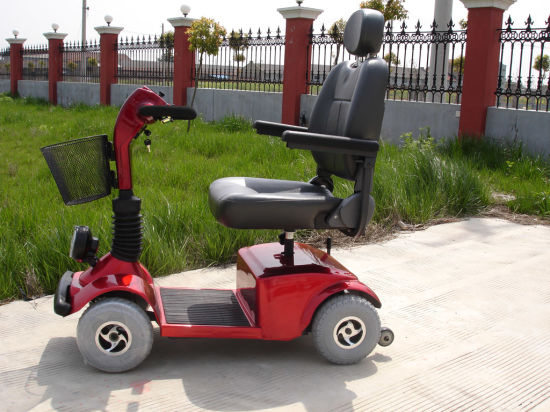 4 Wheel Electric Scooter for Disabled Mobility People