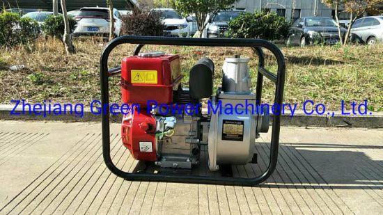 Kerosene Water Pump Wp30kl Model (big tank, long silence, air filter)