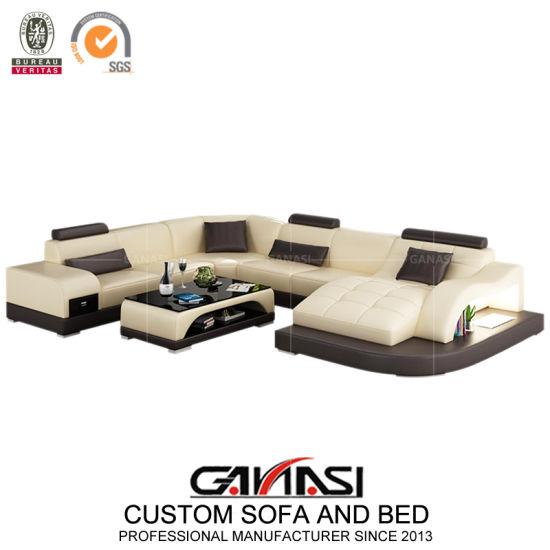 Home Use Wholesale Chinese Furniture U Shape Sofa
