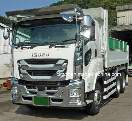 2019 Isuzu Giga 6X4 460 HP Dump Truck