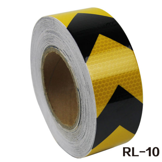 PVC Material Self Adhesive Reflective Tape for Vehicle