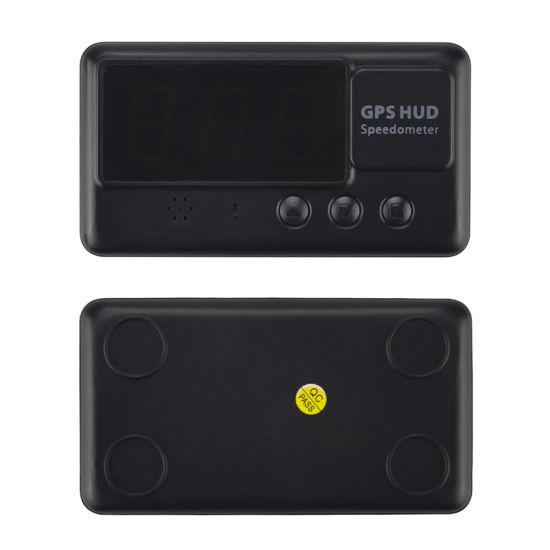China Digital Speed Projector C60 Universal Car Hud GPS