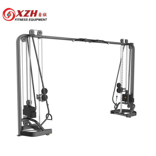 Xzh6043 Cable Crossover Body Exercise Trainer for Gym Use Equipment pictures & photos