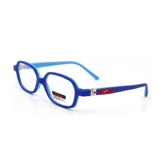 Boys Favorite Tr90 Kids Optical Frames with Spiderman 2021 China Wholesale Custom Logo