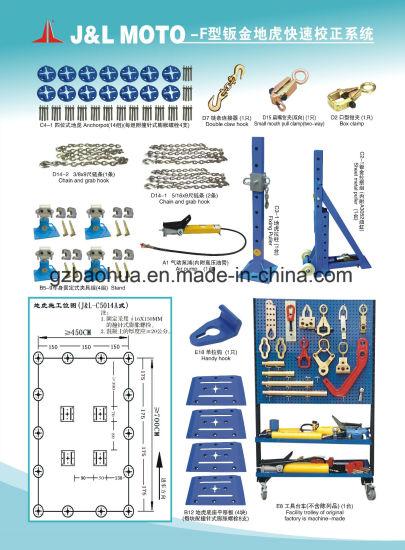 China Auto Body Repair System-Bench/Vehicle Body Straightener ...