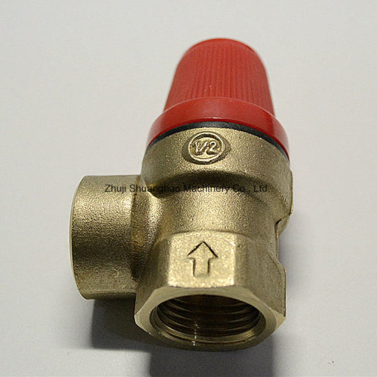 Wall Hung Boiler Safety Valve Relief Valve pictures & photos