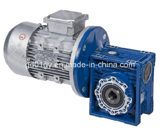 RV Ratio 7.5 to 100 Aluminum Alloy Worm Gear Box pictures & photos