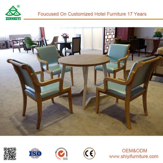 Attrayant 2018 Best Selling Hotel Restaurant Furniture Modern Solid Wood Dining Table  And Chairs