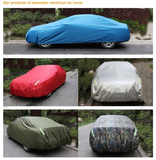 Cobertor PARA Auto/Hot Sale Automatic Electrical Car Cover