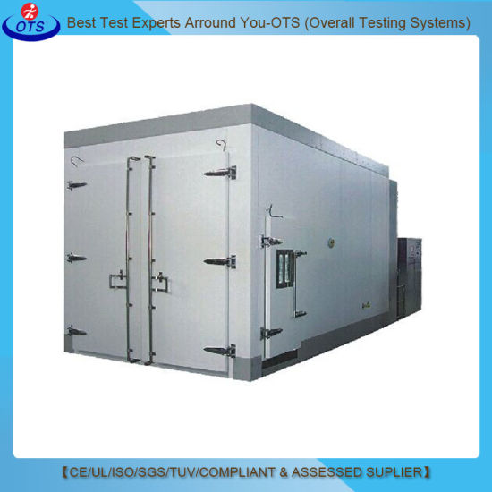 Walk-in Climatic Chamber Assembled Environmental Test Chamber