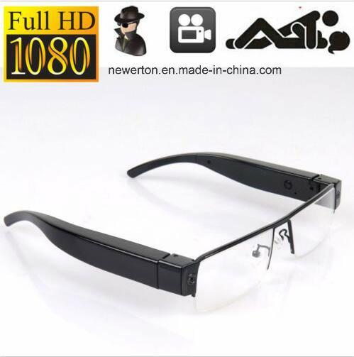 Full HD1080p Security DVR Video Recorder Eyewear Cam Glasses Camera