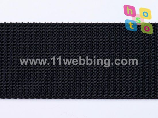 High Tenacity 40mm Black Tank Nylon Webbing for Military Belt pictures & photos