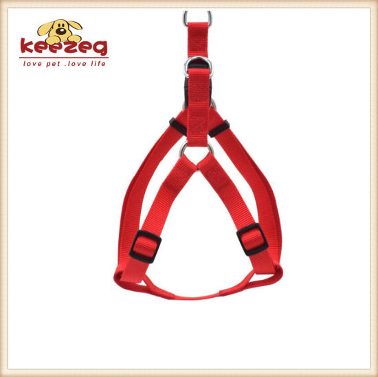Durable Four Colors Nylon Dog Harness /Collar, Leashes Separately Matching (KC0108) pictures & photos