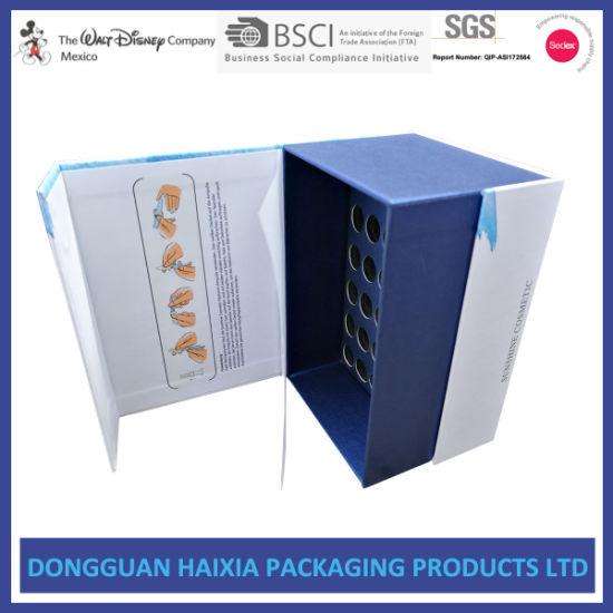 [Hot Item] Screen Printed Cosmetic Cardboard Packaging Gift Box Wholesale