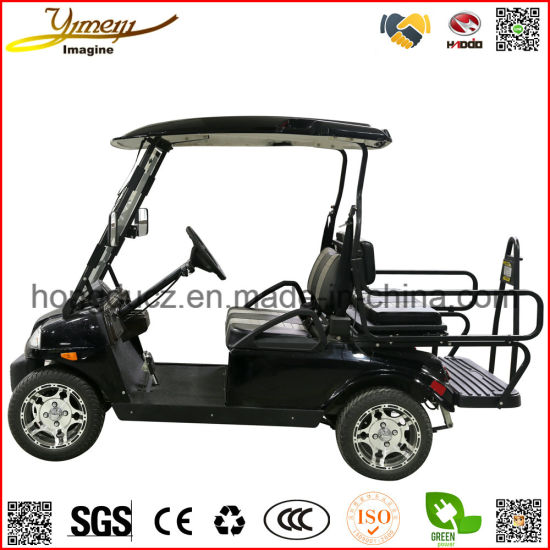 H4wd Electric Golf Cart 4 Seats SUV Good Quality Vehicle pictures & photos