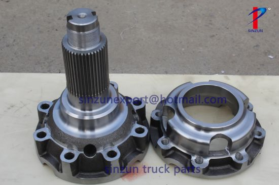 Differential Shell Differential Housing Differential Assembly Axle Parts Customized Truck Transmission Case Trailer Parts