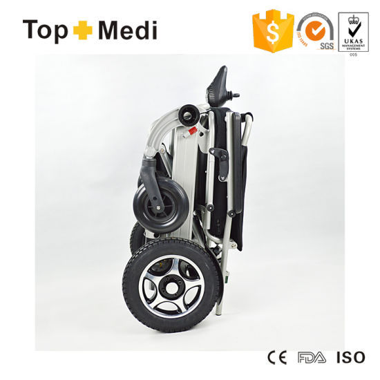 Hot Sale! Folding Light Weight Electric Power Wheelchair pictures & photos