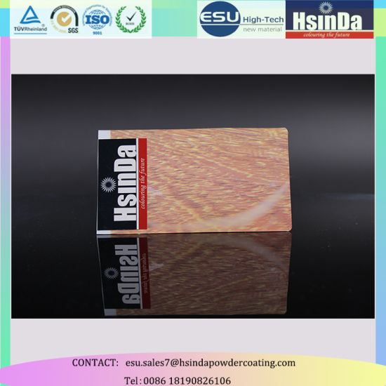 Factory Manufacturer Price Art Texture Finishes Epoxy Polyester Powder Coating pictures & photos