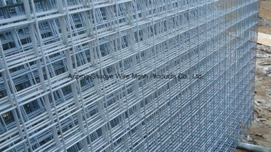 Metal Welded Wire Mesh Panel for Garden Fence pictures & photos