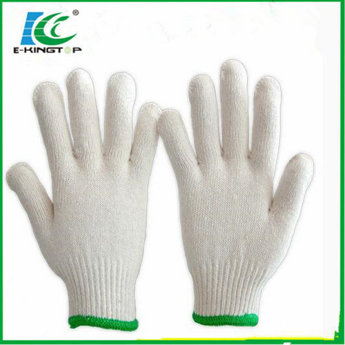 Cheap Knitted Cotton Working Gloves From Shandong pictures & photos