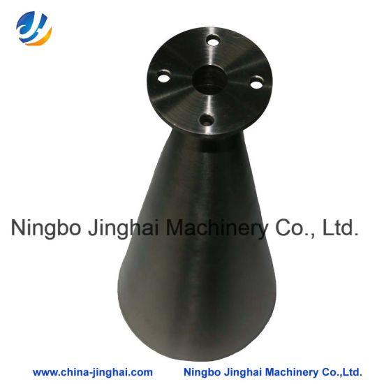 Costomized Polishing Stainless Steel Cone of Machining Parts Machinery Sets pictures & photos