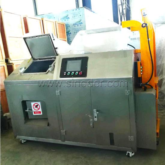 Kitchen Waste Decomposer 2t/D Food Waste Biochemical Processor Garbage  Disposal Machine