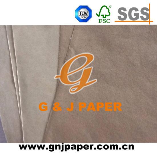 0748290916c China 45GSM Brown Mg Ribbed Kraft Paper in Sheets - China Kraft ...
