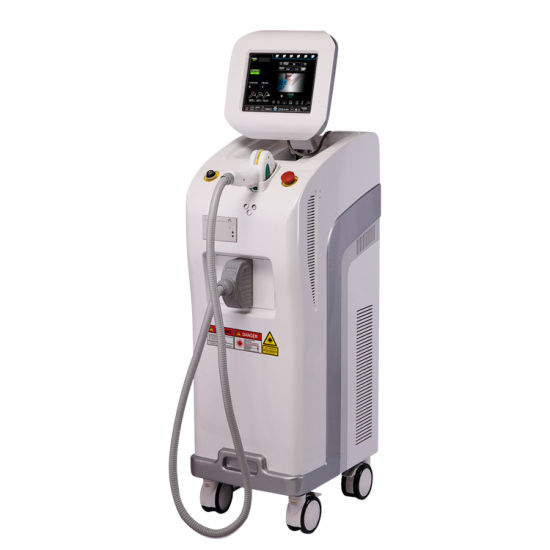 808nm Beauty Skin Care Medical Diode Laser Hair Removal Machine Salon Equipment