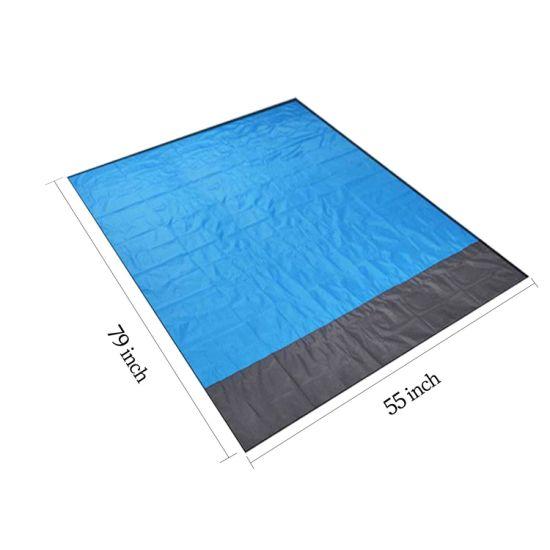 "Rip Stop Nylon Parachute 9/"" Blue"