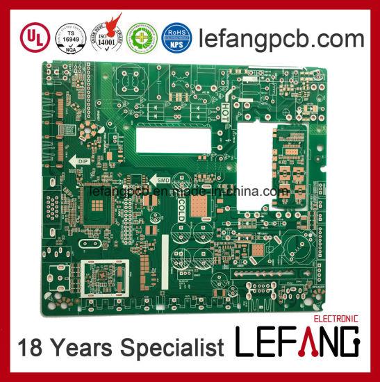 China Bare PCB Circuit Board with Free Sample - China PCB, PCB Circuit