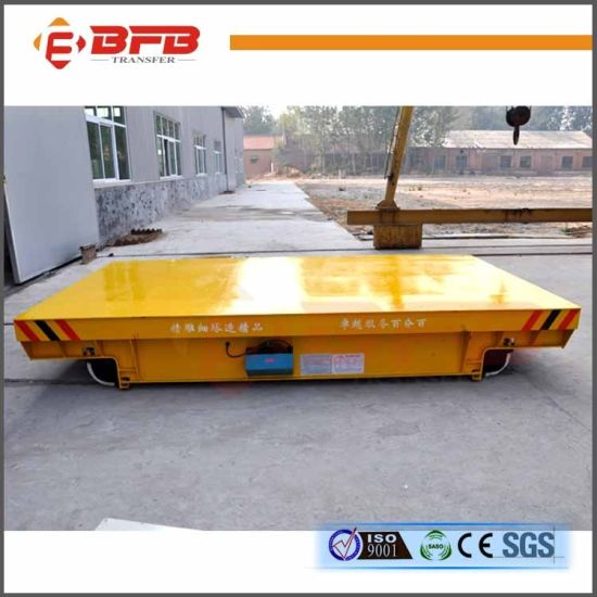 Low Voltage Heavy Industry Use Electric Handling Car for Transfer Heavy Cargo pictures & photos