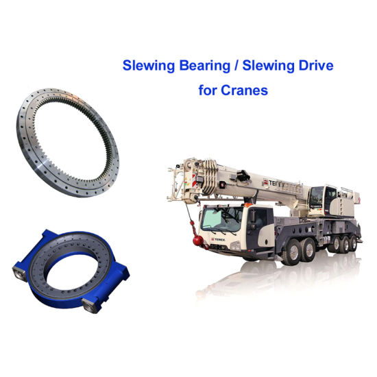 Slewing Bearing for Truck Cranes (133.40.1800)
