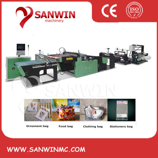 HDPE Bags Manufacturing Machinery