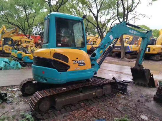 Low Price and Good Working Used/Second Hand Kubota Kx155, Kx161, Kx163, Kx165, Kx185 Crawler Excavator/Hydralic Excavators/Digger Excavator