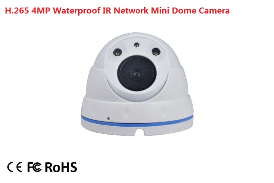 Fsan 4MP IR Infrared HD Network CCTV Security Dome IP Camera