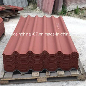 New Profile Big Six Fiber Cement Corrugated Roofing Sheet Namibia Market pictures & photos