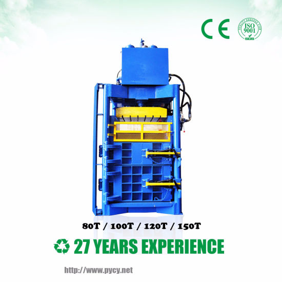 High Speed Occ Baler Machine Vertical Baler Pressing Machine