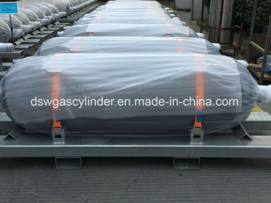 China Produce 470L Y-Ton Gas Cylinder