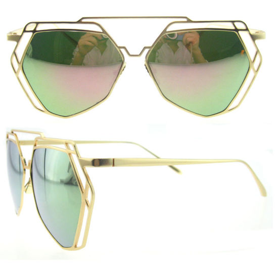 High End Handmade Sunglasses Handmade Sunglasses with Ce and FDA pictures & photos