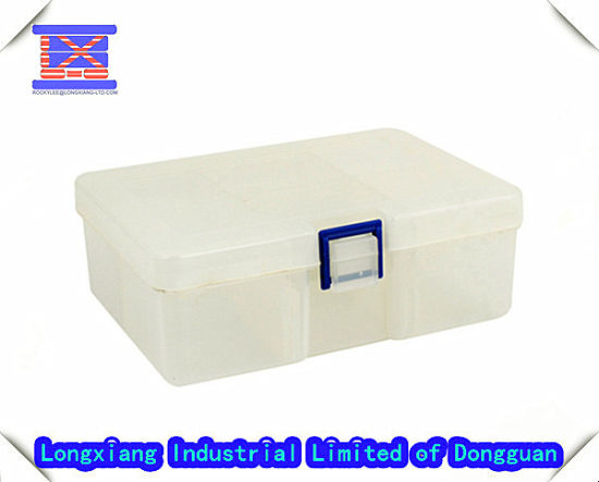 Plastic Injection Compartments Electronic Parts Boxes Cases Mould pictures & photos