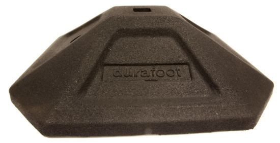 Durafoot 500 (41X41) Square Rubber Support Foot Rooftop Block Base pictures & photos