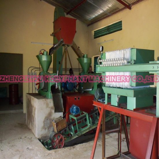 40 Years Experience Complete Project of Palm Nut Oil Production Line pictures & photos