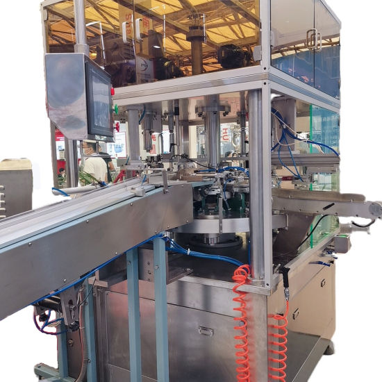 B. Zj-III Automatic Heading Machine for Laminate Tubes